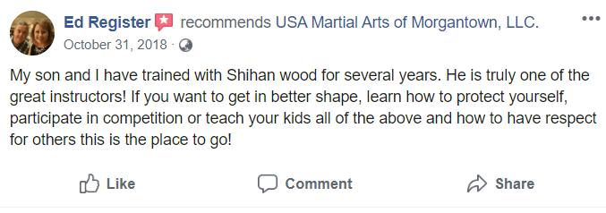 Kids 4, USA Martial Arts of Morgantown