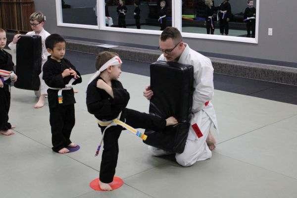 Little Ninjas 01, USA Martial Arts of Morgantown