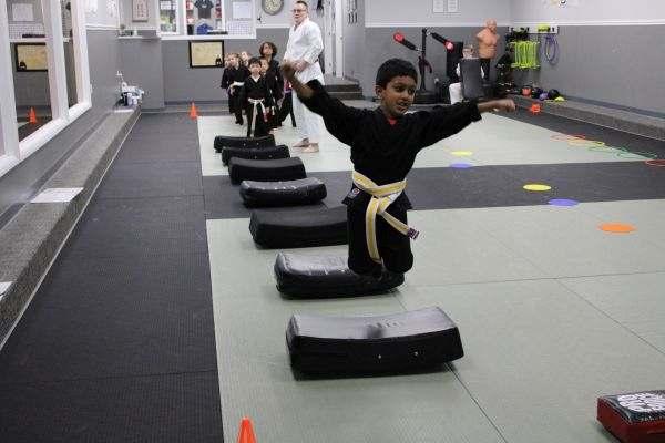 Little Ninjas 04, USA Martial Arts of Morgantown