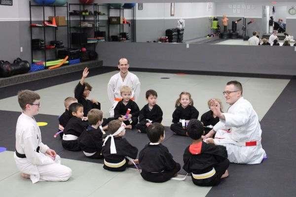 Little Ninjas 07, USA Martial Arts of Morgantown