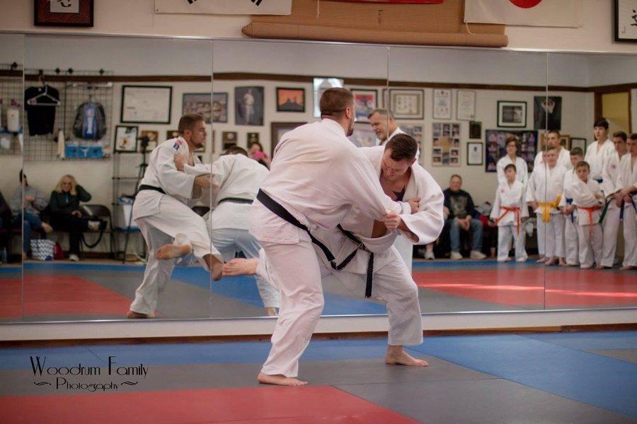 Morgantown Teen Adult Judo, USA Martial Arts of Morgantown