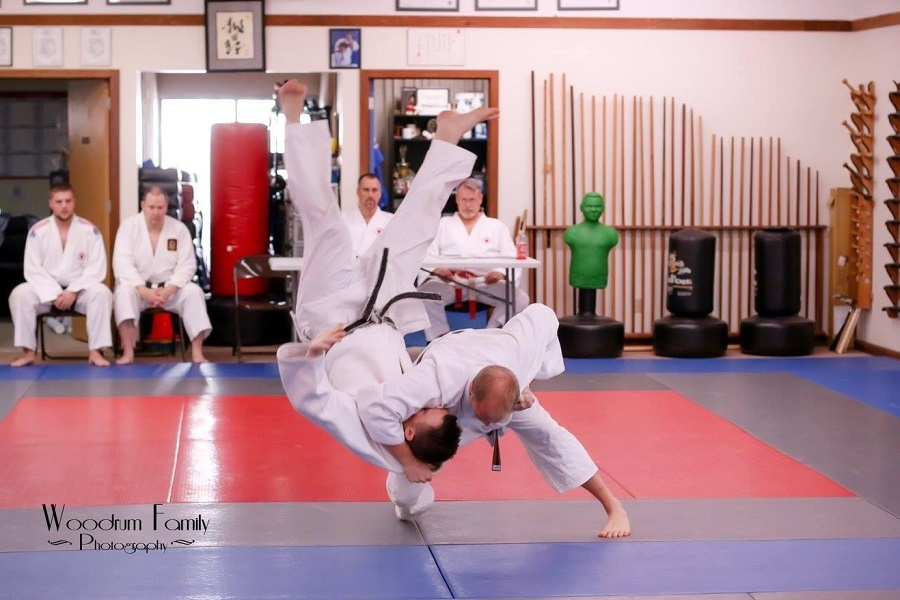 Teen Adult Judo In Morgantown, USA Martial Arts of Morgantown