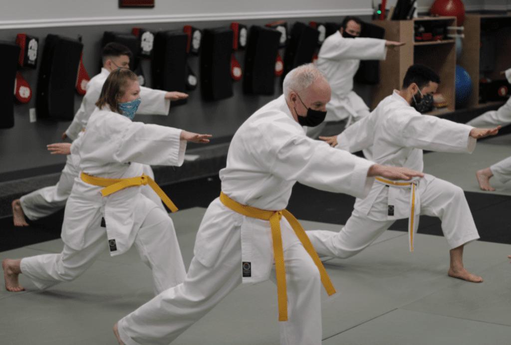 Adult Fitness1, USA Martial Arts of Morgantown