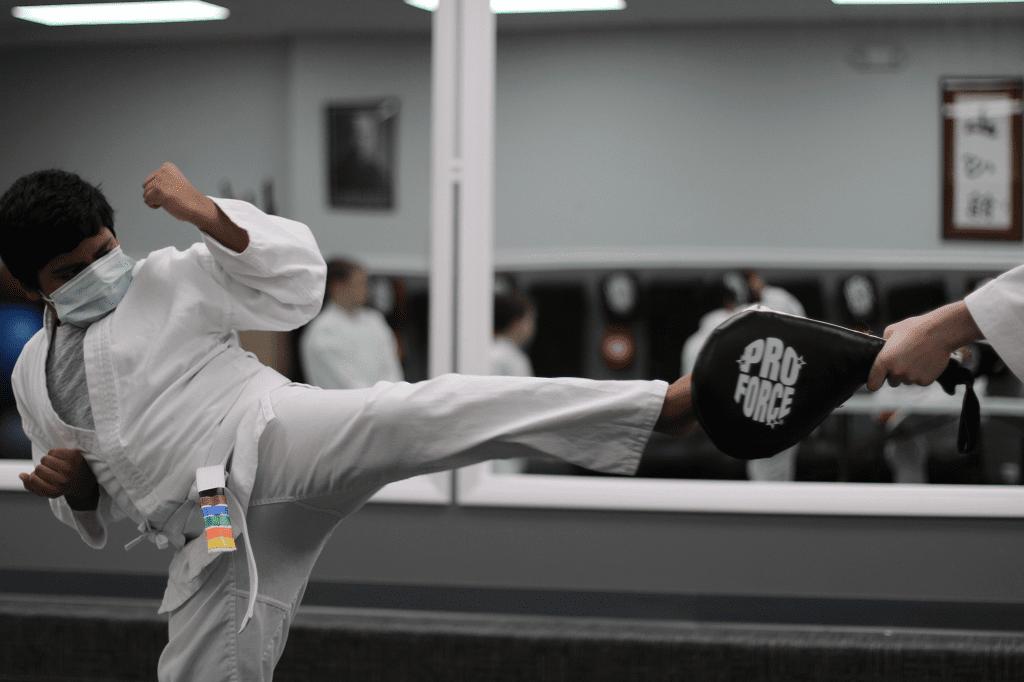Kids Kick, USA Martial Arts of Morgantown