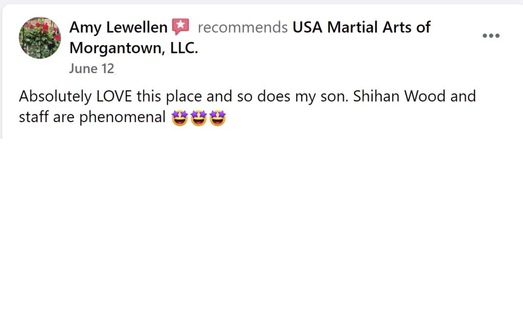 Review5 1024x607, USA Martial Arts of Morgantown